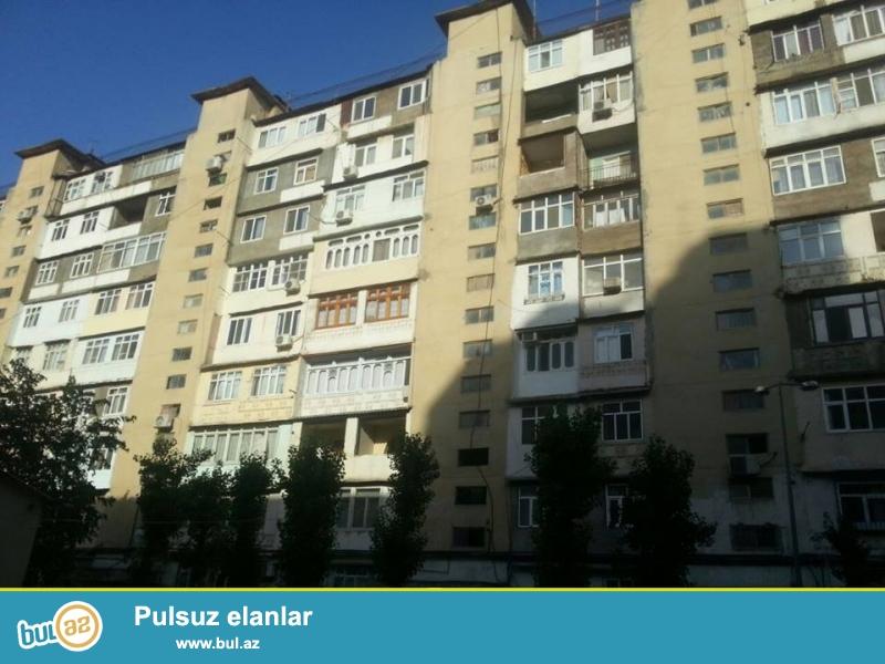 Bineqedi rayonu, 9 mkr, Nəsimi metrosunun yanı lelinqrad lahiyə 9-5, 3 otaqlı mənzil satılır...