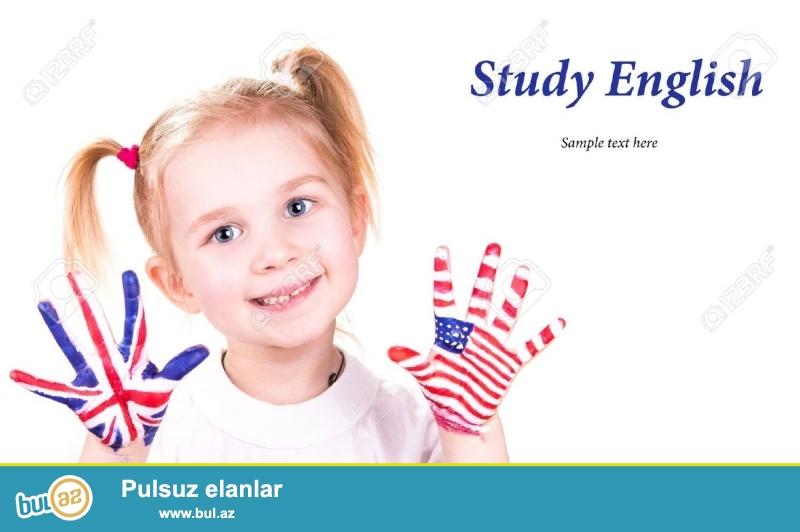 Kadr Tədris Mərkəzi uşaqlar üçün İngilis və Rus dili  kursu təklif edir...