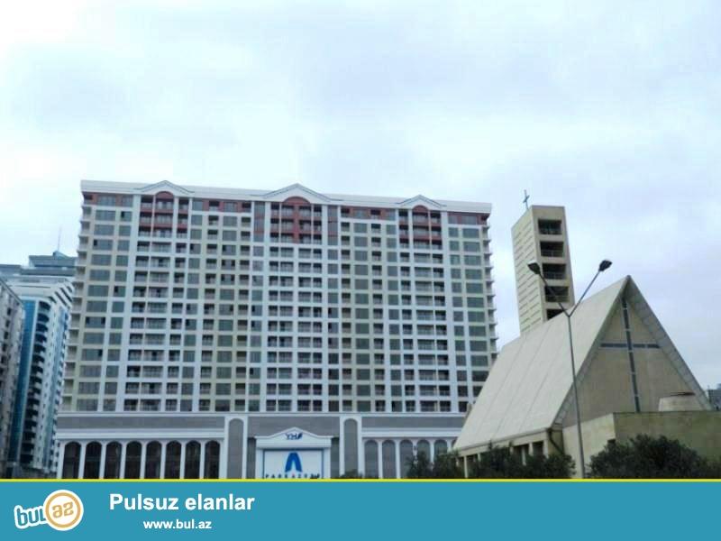 Новостройка! Впервые! После ремонта никто не жил! Вся мебель новая! PARK AZURE, расположенный в самой успешной части инфраструктуры Баку по адресу А...