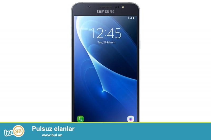 Samsung galaxy j 7 satılır. Heç bir problemi yoxdur...