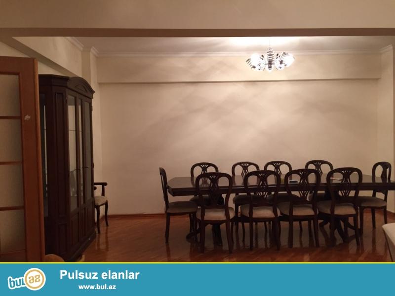 Новостройка! Cдается 3-х комнатная квартира в центре города, в Ясамальском районе, по улице З...