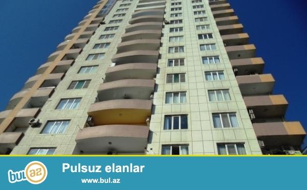Новостройка! Сдается 2-х комнатная квартира в центре города, в Ясамальском районе, рядом с метро Низами, в здании «Терекки МТК»...