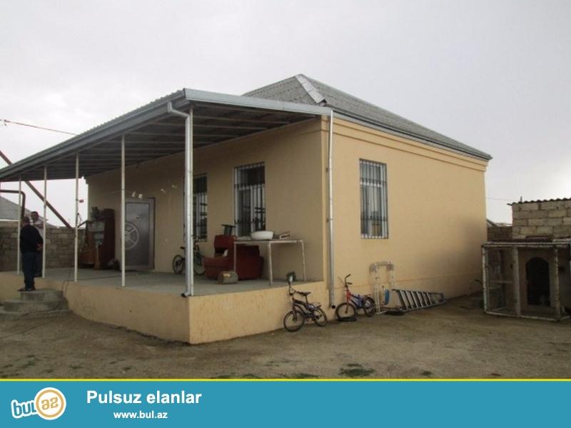 Очень срочно!В посёлке Вишнёёвка 2  по дороге Бильге  с правой стороны 5-и сотках земли, продается 3-х комнатный частный дом общей площадью 100 квадрат...