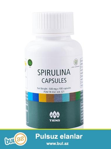Ancaq əvvəlcə öyrənək Spirulina nədir?<br /> - Spirulina göy-yaşıl rəngli mikroyosun növüdür...
