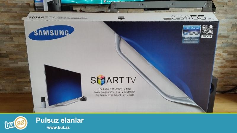 <br /> <br /> Marka: Samsung İstehsalçı No: UE55ES8090SXZG<br /> Ekran ölçüsü: 139...
