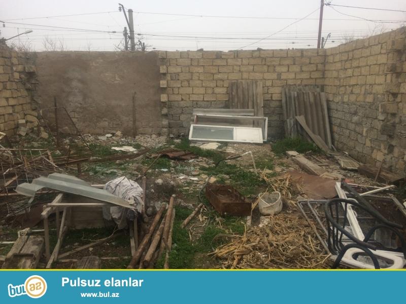 Biləcəri qəsəbəsində, Biləcəri dəmiryoluna yaxın 1 sot torpaq sahəsi satılır...