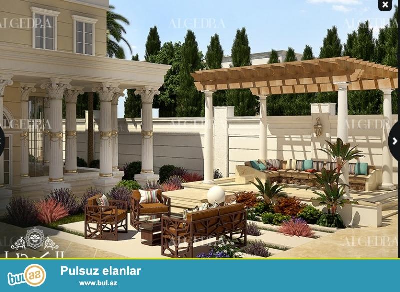 Özüm Memar-Dizaynerəm tək işləyirəm  zövqünüzə və istəyinizə uyğun dizayn edirəm