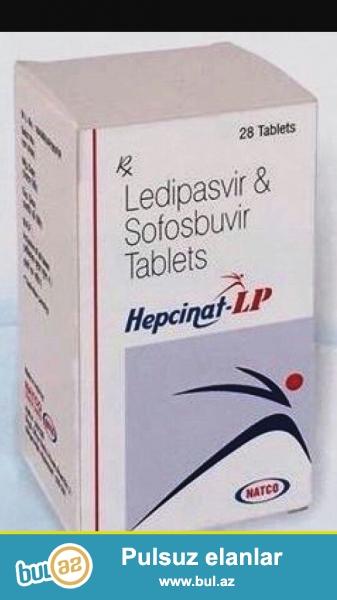Men sinadim,sizede tovsiyye edirem.<br /> Artig hepotit B ve C viruslarina son deye bilersiz...