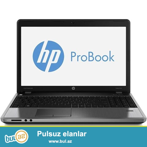Yeni opdovoy qiymətinə HP 4540S notebook satılır...