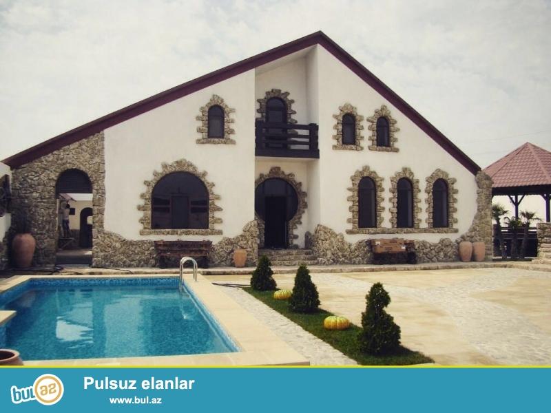 Очень срочно! В поселке Шувалан - Грес, продается 5-и комнатный частный дом в стиле хайтек расположенный на 12 сотках земли , площадь 320 квадрат ,с евро ремонтом...