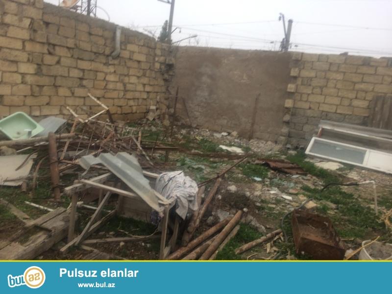 Biləcəri qəsəbəsində, Biləcəri dəmiryoluna yaxın 1 sot torpaq sahəsi satılır. Dörd tərəfi daş hasarla örtülüdü...
