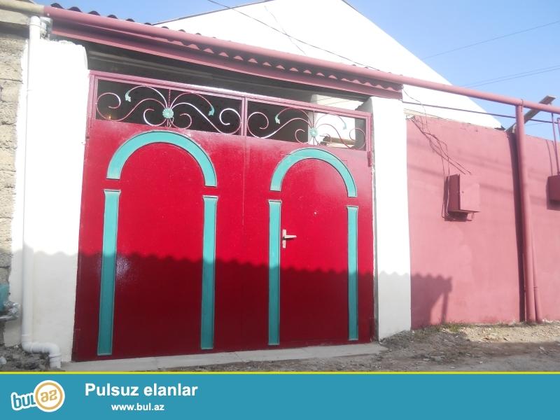 Xetai rayonu, NZS-qesebsi, Asiq Qurban 25 unvaninda 3-otaqli temirli heyet evi satiram...