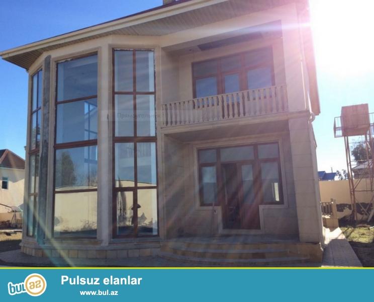 Срочно! В Мардаканах рядом с новым автобамом вблизи моря продается ,4-х  комнатный  2-х этажный частный дом с недоконченным ремонтом   в стиле классика, расположенный на 10 сотках , площадью 245 кв...