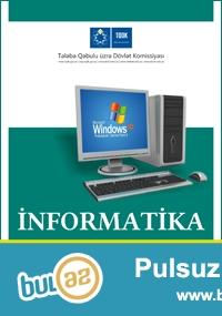 İnformatika kursları<br /> <br /> Zinyət Tədris Mərkəzində İnformatika informasiyanın qəbul edilməsi, göndərilməsi, emal edilməsi texnalogiyalar haqqında elmdir...