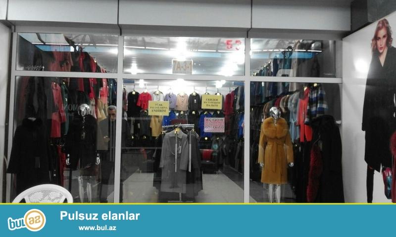 Binə-Sədərək TM-də obyekt satılır. Təmirli, şüşə qapılar, metlax yer...