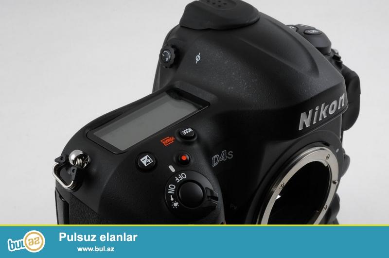 <br /> Nikon DS4 Digital SLR Camera bir immersive fotoqrafiya təcrübəsi ilə istifadəçilər təmin edir...
