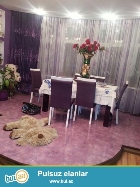 Новостройка! Продается шикарная 3-х комнатная квартира в центре города, в Ясамальском районе, рядом с метро Низами, над магазином «Тадж»...