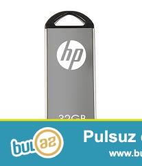 HP Flash disk 32 gb -ı 10 manata satıram. Almaq istiyən zəng edib gəlib biləcəridən ala bilər