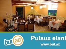 Weherin merkezinde yolun kenarinda 5  mertebeli binanin yarizirzemisinde (polipadval)  330 kv restoran karaoke club satilir...