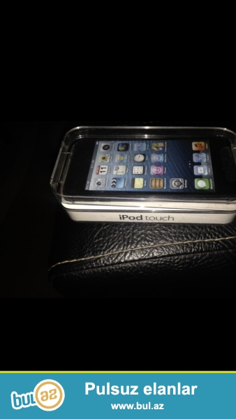 Ipod touch 64gb yadas californiyadan getirilib ustundede cabro verilir adaptr yoxdu adaptra gore biraz endirim ederem...