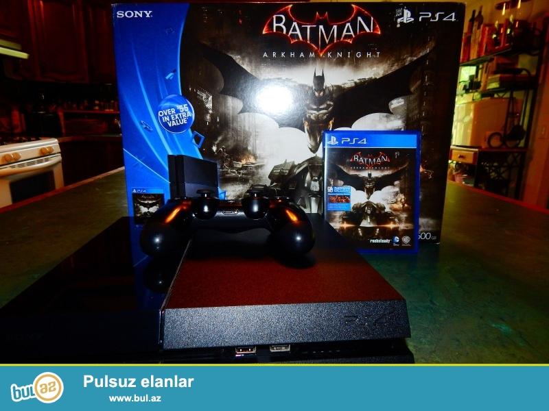 <br /> Bütün oyunlar PS4 & # 8482 və PS4 & # 8482 Pro ilə tam cross-uyğun və oyunçular eyni online rəqabət<br /> multiplayer ekosistemi...