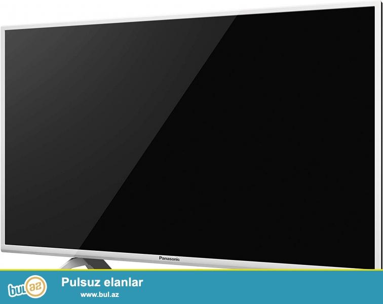 Panasonic Viera CS600 yuksak keyfiyatli Smart Full HD TV 2D va 3D formatli, oz shaxsi amaliyat sistemiyla WiFI, HDMI, USB Har bir shey var...