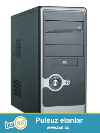 Stolustu komputer satilir!Ram 4 Gb.Prosessor Dual core 3...