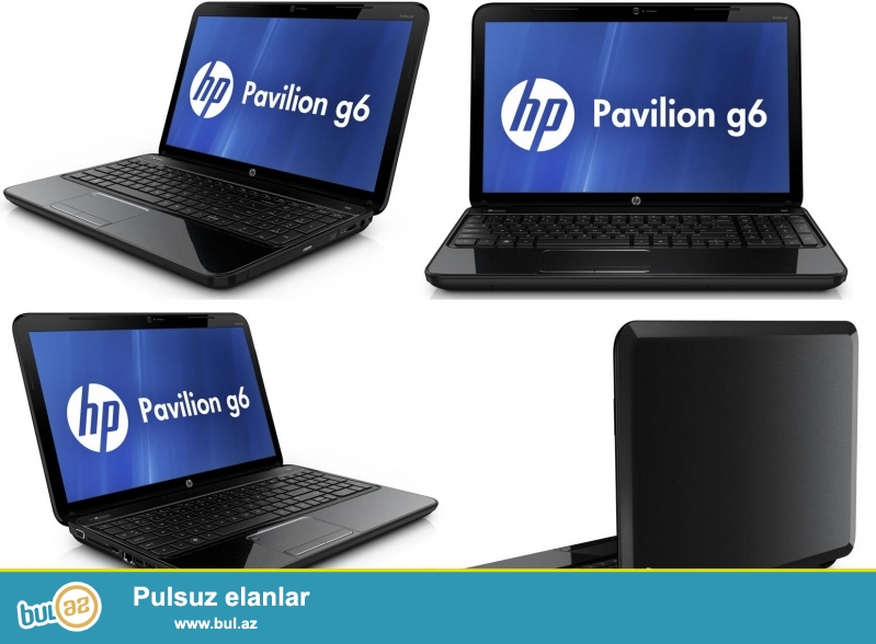 HP-Pavilion G6 2000<br />