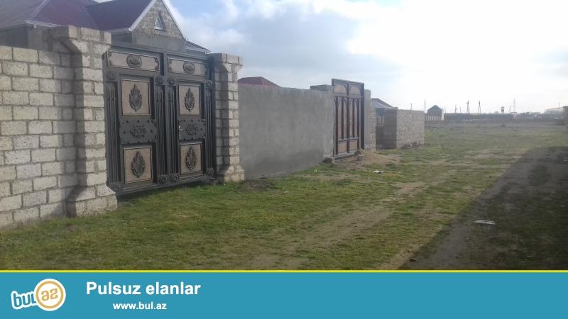 <br /> Yeni Suraxani Qesebesinde, Zig Shossesinin yaninda Senedli Torpaq Saheleri satilir...