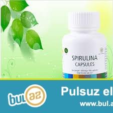 Spirulina tərkibinin zənginliyinə görə dünyada ən qiymətli bitkilərdən biridir...