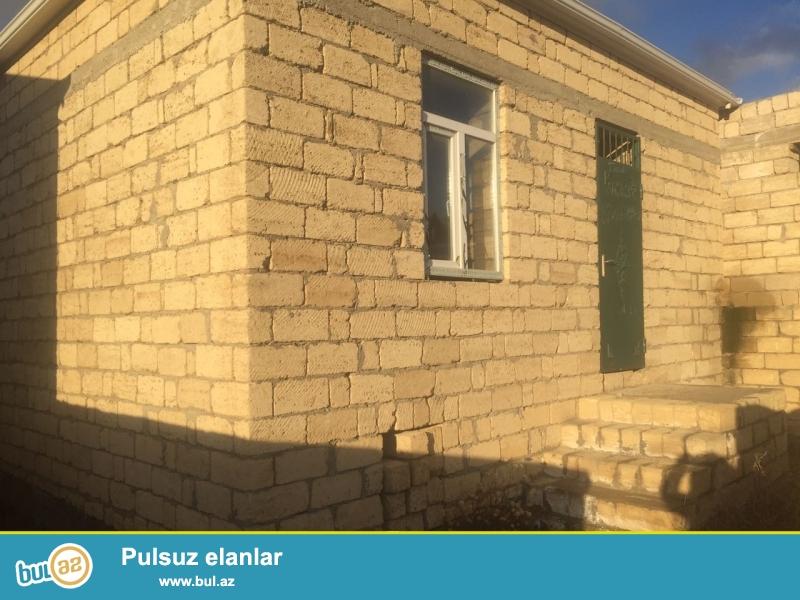 Tecili olaraq  Masazırın mərkəzindən 2 deqiqelik yolda, asvat yoldan 3-5 deqiqelik piyada yolda 130 kv torpaqda 58 kv metrlik 2 otaqli heyet evi...
