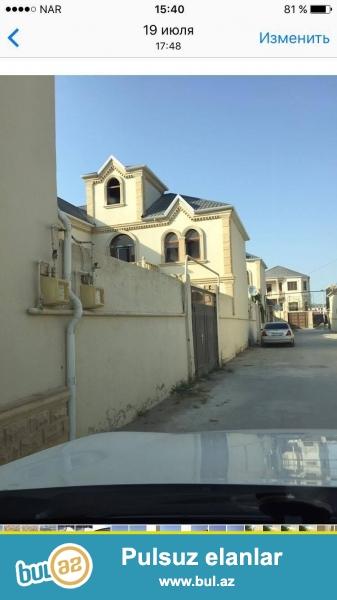 """TECILI!!! Xirdalan 'AAAF Park 2"""" de 3 sotun icinde 215kv 2 mertebe ve mansartla ev satilir..."""