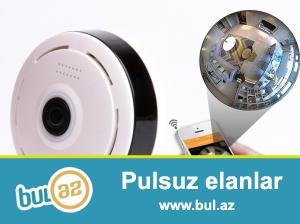 Kamera 360'' Wifi ile (Zemanetli)