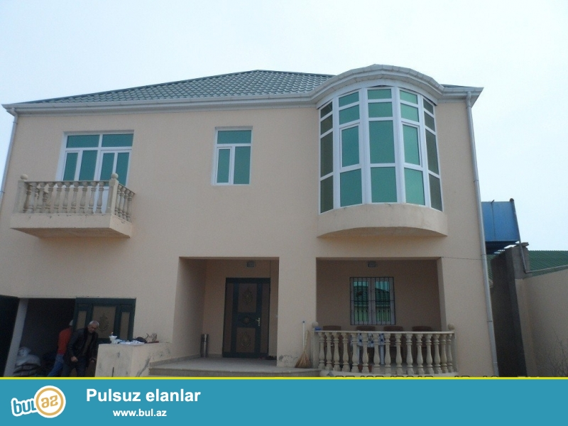<br /> Срочно! Продаётся  2-х этажный особняк в посёлке Шувалан - Грес  рядом с пансионатом Аура...