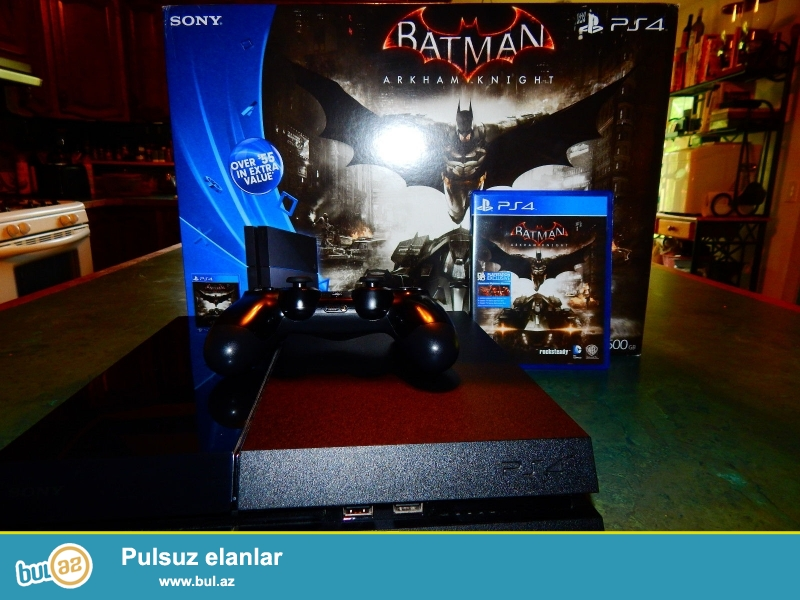 2 Units 1 pulsuz almaq al!<br /> <br /> <br /> Bütün oyunlar PS4 & # 8482 və PS4 & # 8482 Pro ilə tam cross-uyğun və oyunçular eyni online rəqabət<br /> multiplayer ekosistemi...