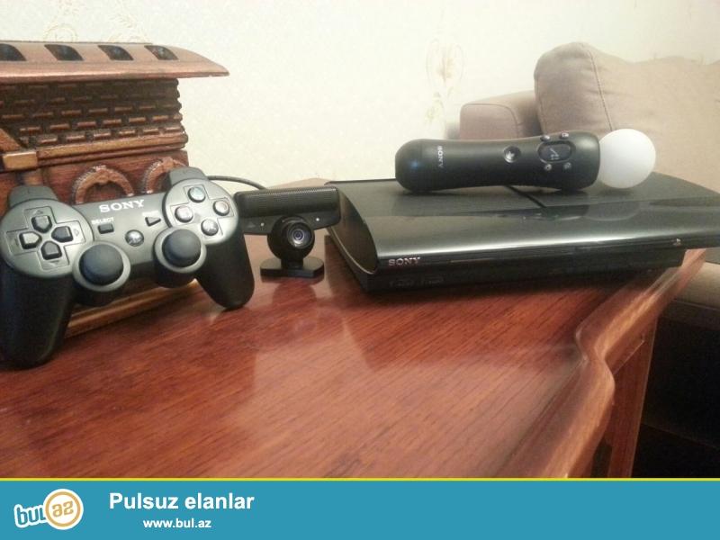Sony Playstation 3 satiram yaxshi veziyetdedir hech bir problemi yoxdur...