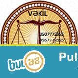 Vəkil Hüquqşünas xidmətləri  Aşağıdakı hüquq xidmətlərini təklif edir <br /> <br /> 1...