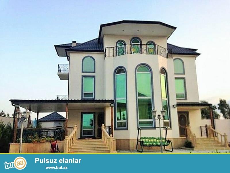 Для очень солидных клиентов ! Продается новопостроенный особняк в поселке Шувеляны, по дороге от Шувелян Парка в сторону моря ...