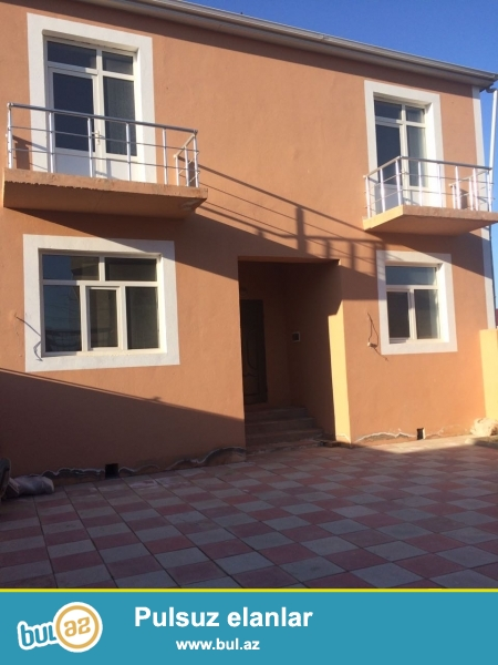 Xırdalan şəhəri Arif Hüseynov küçəsində (yoncalıq) yerləşən 2 mərtəbəli həyət evi satılır...