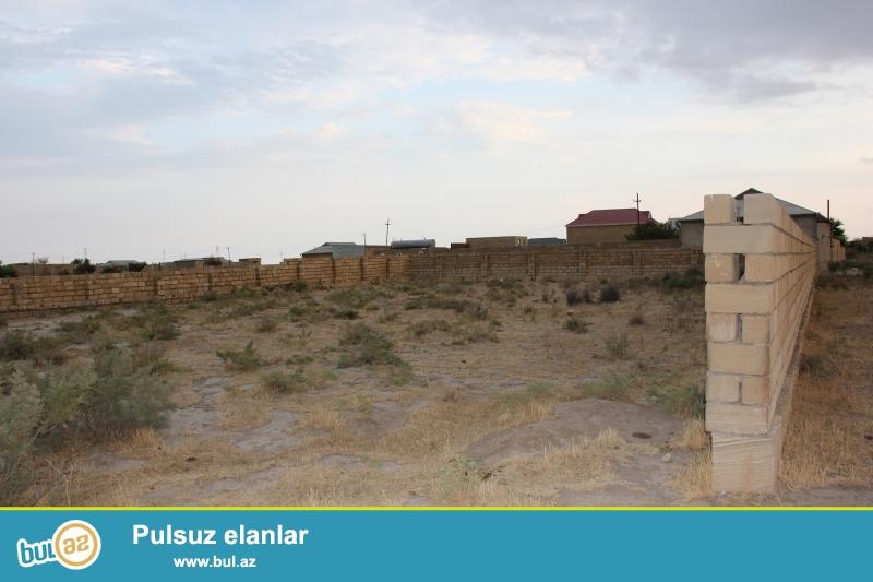 Tecili...Qaradaq rayonu Elet qesebesinde 12 sot torpaq sahesi satilir ...