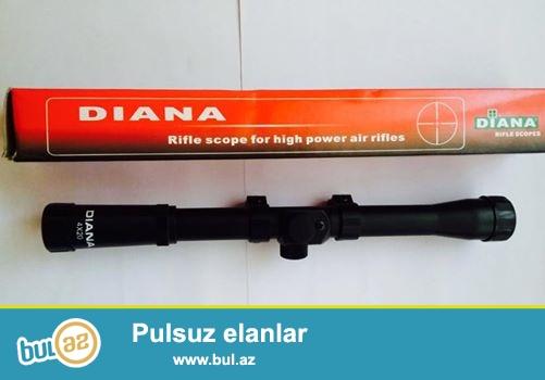 Diana optik nisangah- 4x20 .tezedi istifade edilmeyib