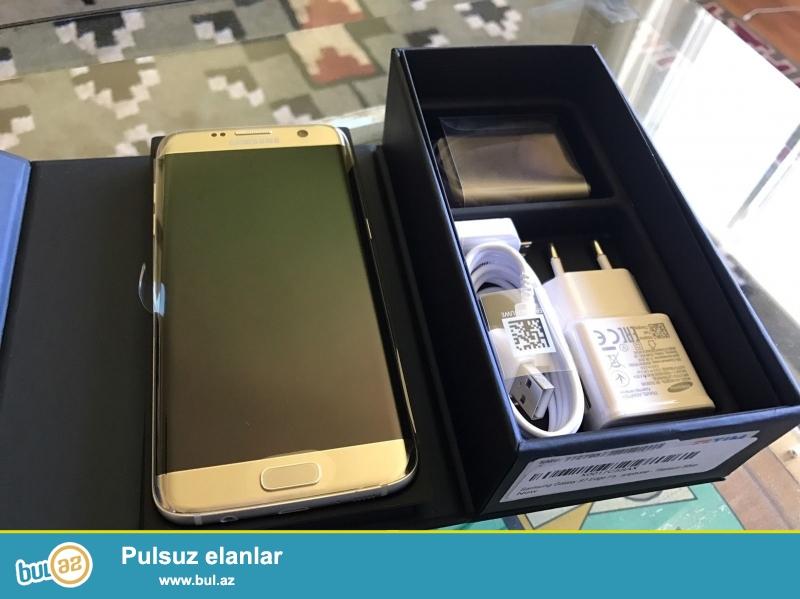 <br /> Brand: Samsung<br /> Ekran ölçüsü: 5.5 inch<br /> Model: Galaxy S7 Edge Duos SM-G935V / S6 / S5 / S3<br /> Style: Bar<br /> MPN: tətbiq edilmir<br /> Processor: Octa Core<br /> Lock Status: Factory Unlocked RAM: 4GB<br /> Əməliyyat sistemi: Android Qalınlığı: 7...