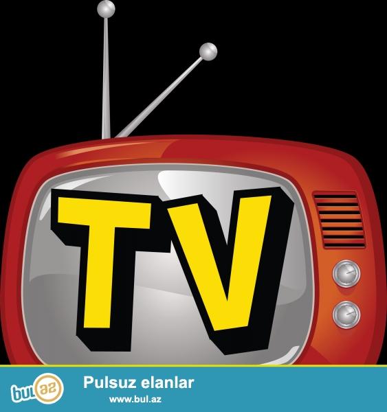 Krosnu antenaların full hd aparatla nağd və kreditlə satışı.