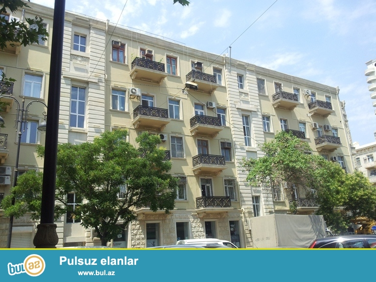 СРОЧНО !!! Cдается 3-х комнатная квартира в центре города , в близи метро 28 Mай ...