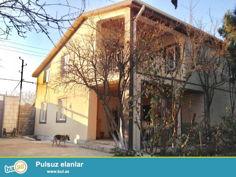 Срочно продается двухэтажная дача в поселке Бильгя во 2-ом далане...