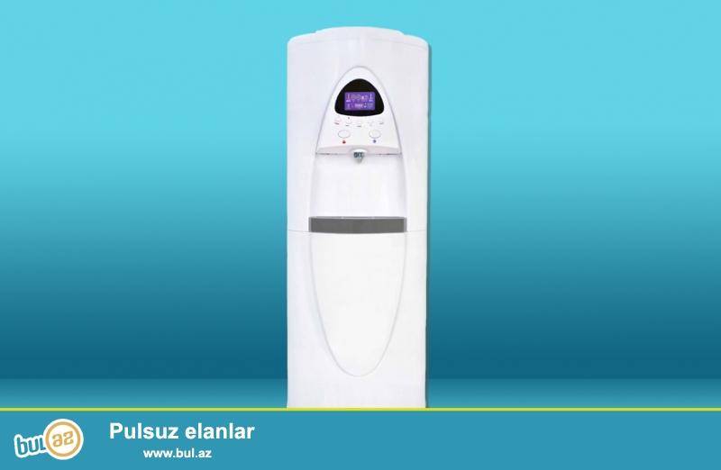 Ters Osmos RO cihazi ana xetden suyu alib, 5 filtrden(sediment...