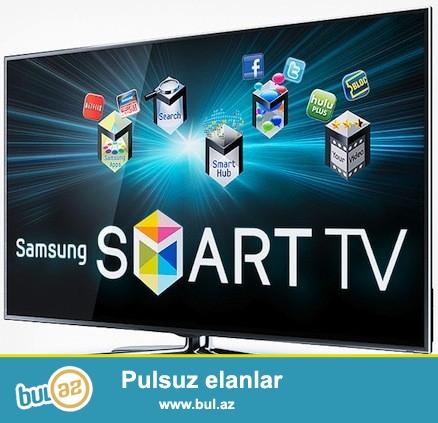 Samsung smart tv dünya kanallarını pulsuz olaraq izləmək imkanı...