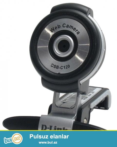 TP-LINK DSB-C120 model webcamera satilir,xirdalanda evde yerleshir,yaxin erazilere catdira bilerem (20 yanvar,memar ecemi) qiymet sondur.