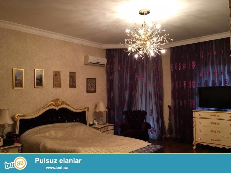 Hовостройка! Квартира продается со всей мебелью! Продается 5-ти комнатная квартира в Насиминском районе, по улице Р...