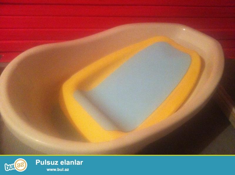 Turkiyenin bravo firmasinin vannasi usaqi cox rahat cimizdirmak olur
